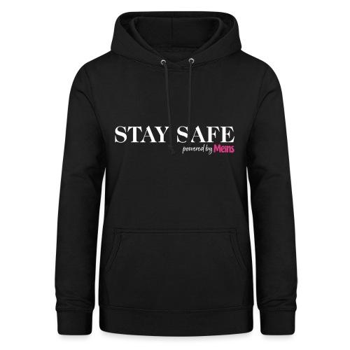 STAY SAFE - Frauen Hoodie