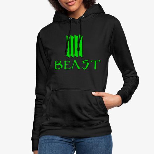 Beast Green - Women's Hoodie
