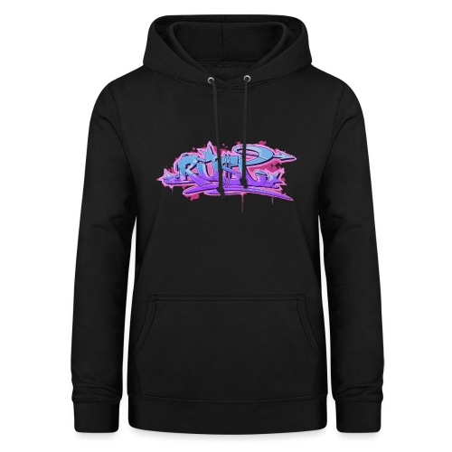 Rust Pink Swing - Dame hoodie