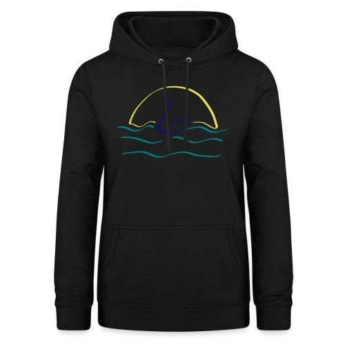 Swan - Vrouwen hoodie