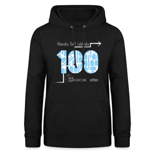 T1International and Miss Diabetes 100 Years - Women's Hoodie