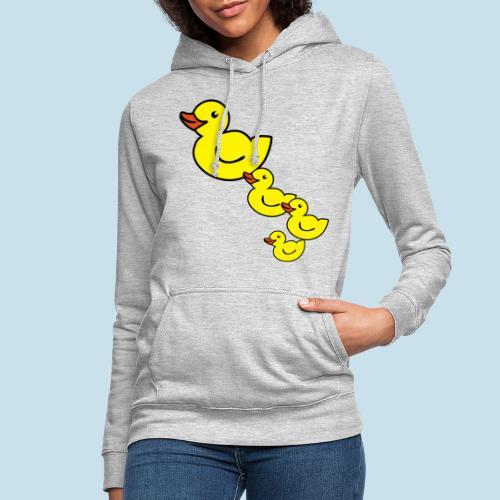 Ente - Frauen Hoodie