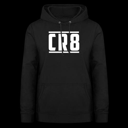 CR8 Hoodie - Black - Women's Hoodie