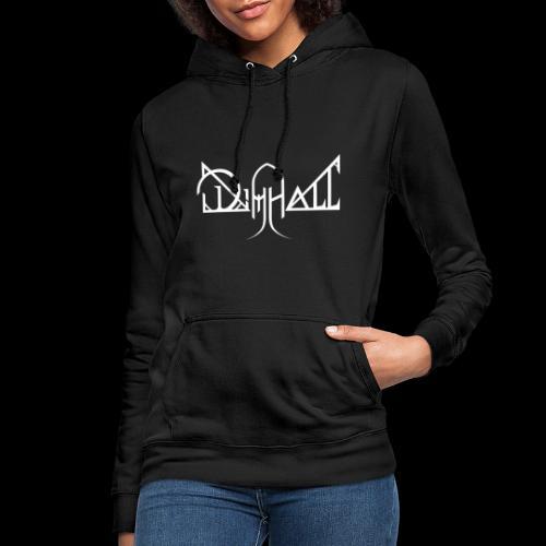 Dimhall White - Women's Hoodie