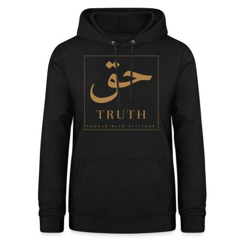 Truth - Vrouwen hoodie