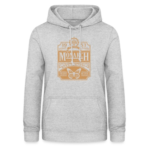 MONARCH VINTAGE GOLD - Women's Hoodie