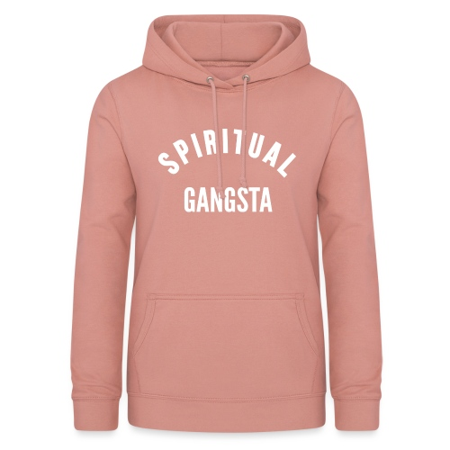 Idée cadeau - Spiritual Gangsta - Sweat à capuche Femme