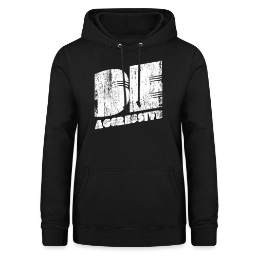 'BE AGGRESSIVE' Fitness, Workout, Gym - Frauen Hoodie