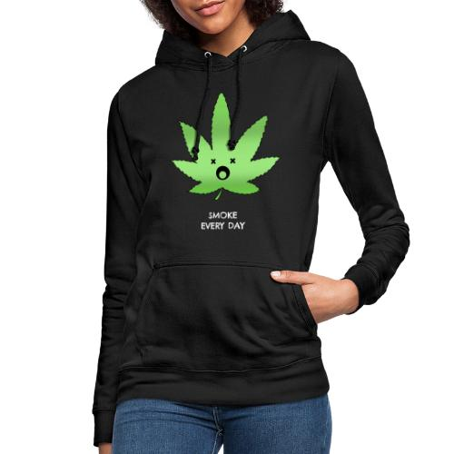 Smoke Every Day - Frauen Hoodie