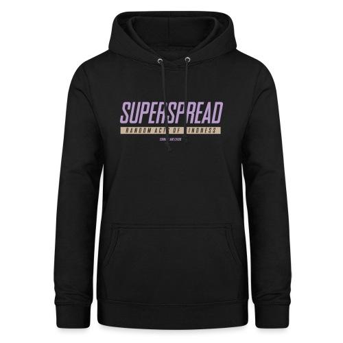 Superspread - Frauen Hoodie