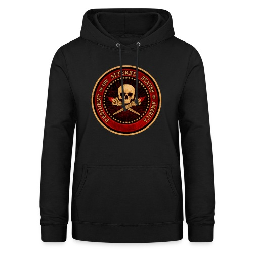 RESIDENT OF THE ALTERED STATES OF AMERICA - Women's Hoodie