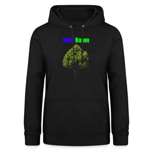 Weil Baum - Frauen Hoodie