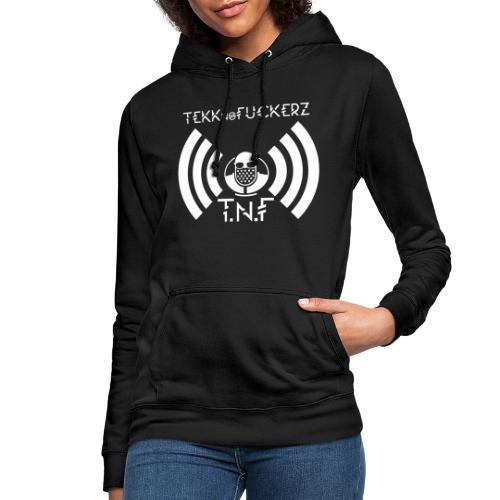 Tekknofuckerz Logo - Frauen Hoodie