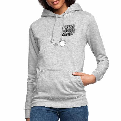 Borg tea and biscuits - Women's Hoodie