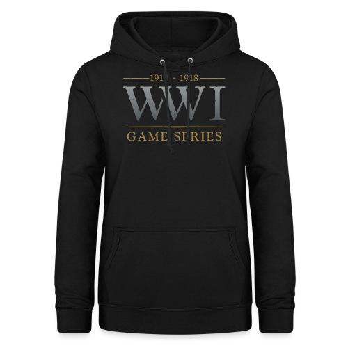 WW1 Game Series Logo - Vrouwen hoodie