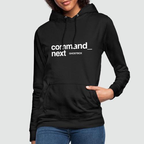 Command next – Ghostbox Staffel 2 - Frauen Hoodie