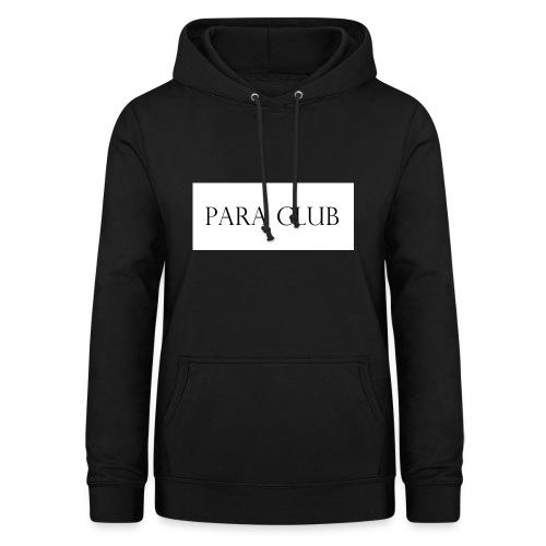 Para Club Box Logo - Frauen Hoodie