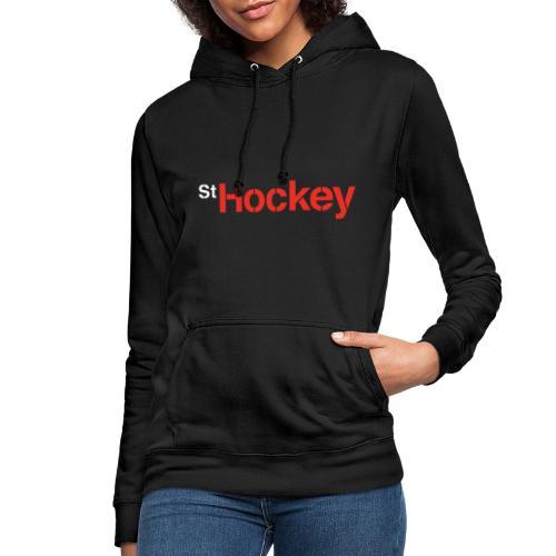 StHockey logo - Naisten huppari