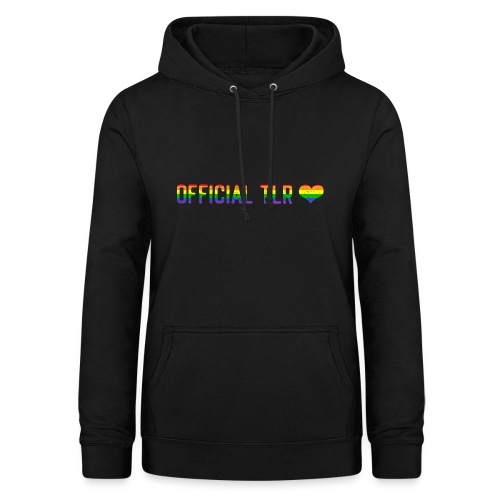 Official TLR Love Merch - Pride Edition - Women's Hoodie