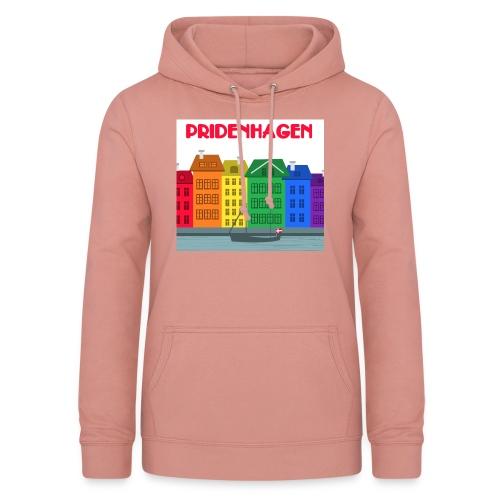 PRIDENHAGEN RETRO T-SHIRT - Dame hoodie