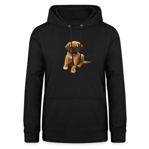 Süsses Haustier Welpe - Frauen Hoodie