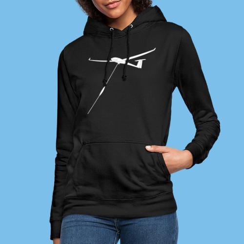 Windenstart Segelflugzeug Segelflieger Geschenk - Frauen Hoodie