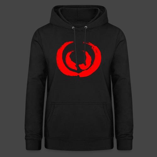 Gewaff-Shirt Blutpinsel - Frauen Hoodie