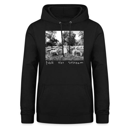 systeem - Vrouwen hoodie