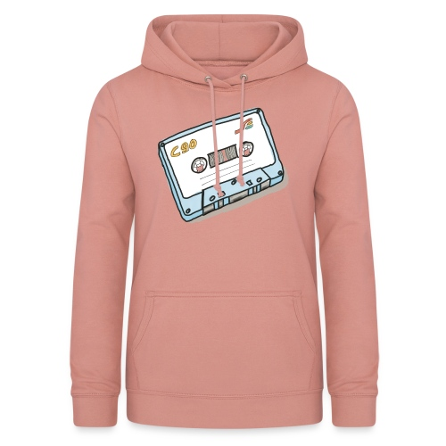 Cassette - Frauen Hoodie