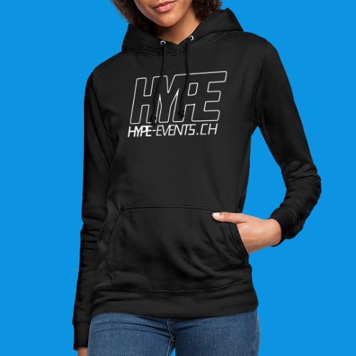 HYPEEVENTS - Frauen Hoodie