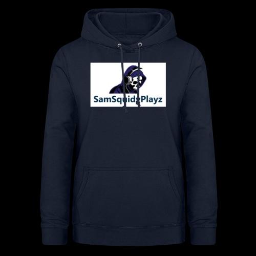 SamSquidyplayz skeleton - Women's Hoodie