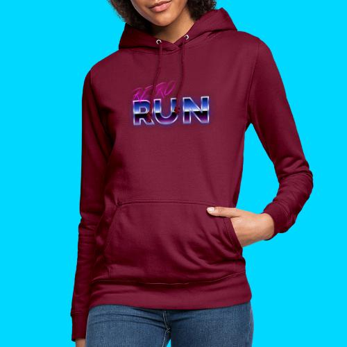 Retro Run Merch - Women's Hoodie