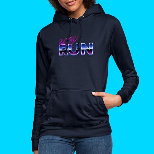 Retro Run Merch - Women's Hoodie