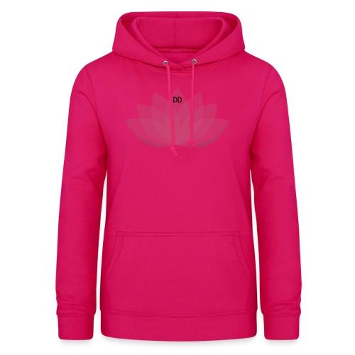 DOE JE DING #LOTUS - Vrouwen hoodie