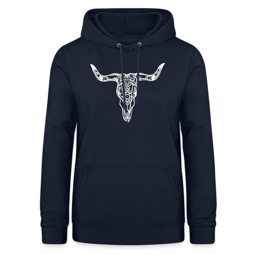 LaBestiaWhiteLogo png - Vrouwen hoodie