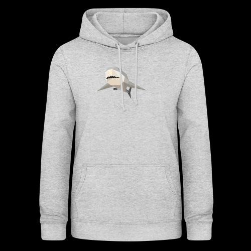 SHARK COLLECTION - Felpa con cappuccio da donna
