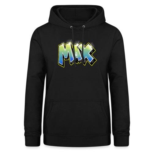 Graffiti Max - Sweat à capuche Femme