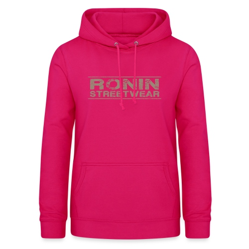 RONIN streetwear V03 - Sweat à capuche Femme