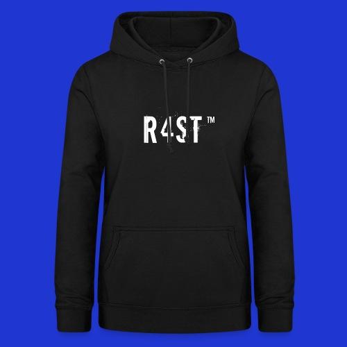Maglietta ufficiale R4st - Felpa con cappuccio da donna
