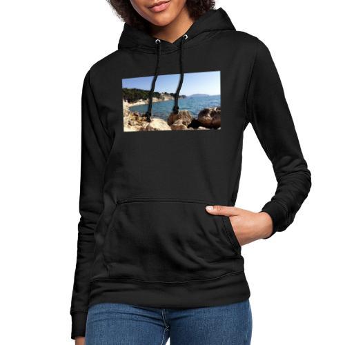 Corniche - Sweat à capuche Femme