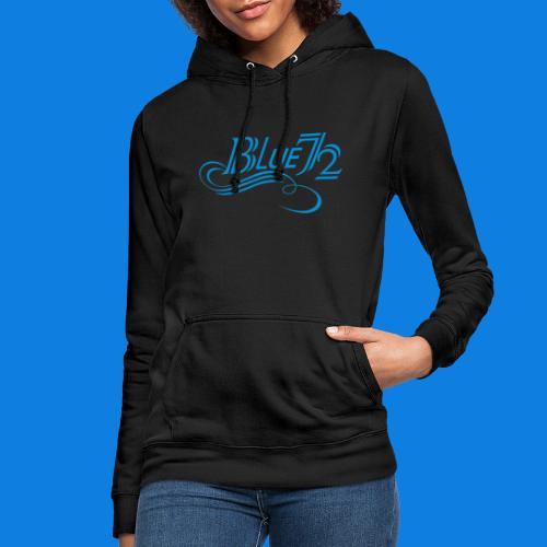 Logo BLUE72 - Frauen Hoodie