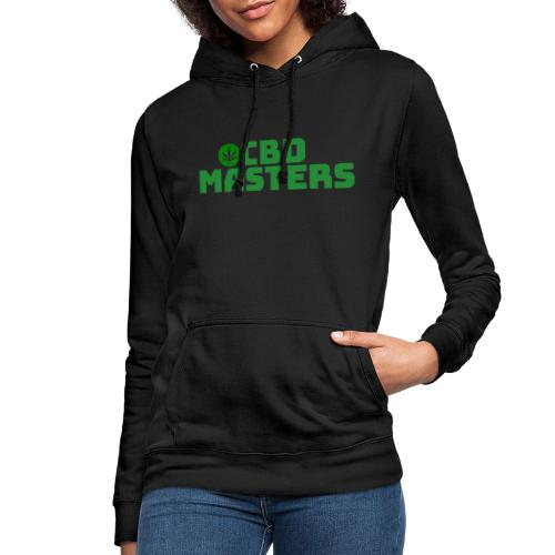Logo - CBDMasters - Frauen Hoodie