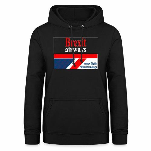 BREXIT AIRWAYS - Vrouwen hoodie