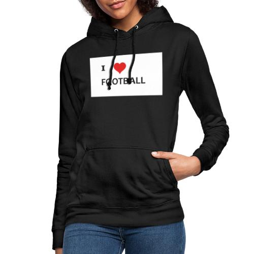 FOOTBALL - Frauen Hoodie