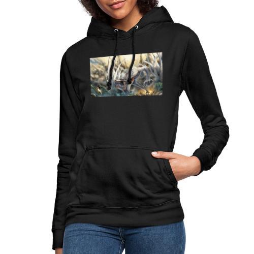 73644 - Sudadera con capucha para mujer