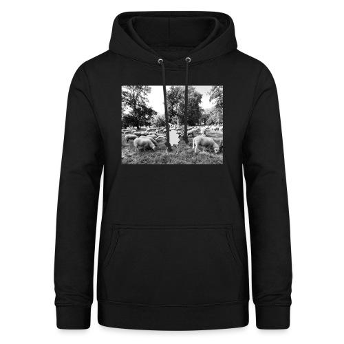 raar schaap2 - Vrouwen hoodie