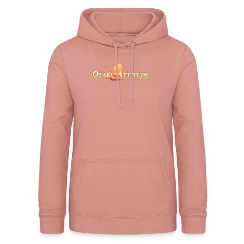 logo oa v3 v1 fond clair - Sweat à capuche Femme