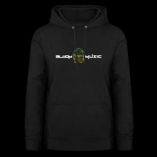 Totemic Unit design Front and Back - Women's Hoodie