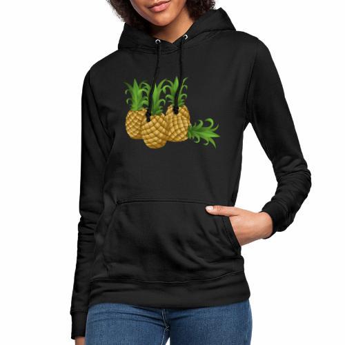Ananas - Frauen Hoodie
