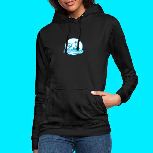 new logo shopper - Felpa con cappuccio da donna